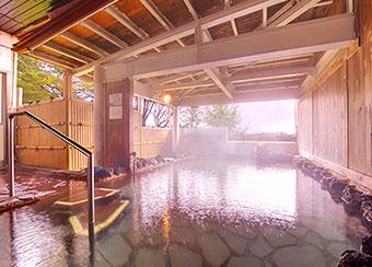 リゾートホテル温泉