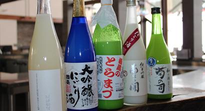 【冬季限定開催】2階石窯ダイニング白樺 どぶろく・にごり酒フェア